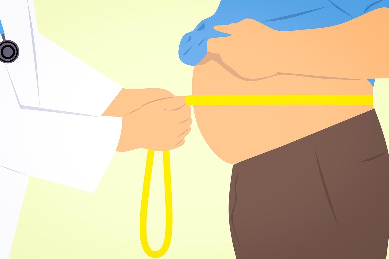 Problem otyłości brzusznej